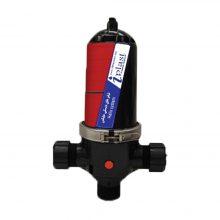 فیلتر دیسکی هلیکس کوتاه ۲ اینچ (اصفهان پلاست)