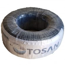 لوله پلی اتیلن ۱۶ میلیمتر ۳٫۲ اتمسفر (توسن)